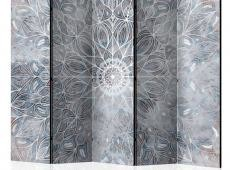 Paraván - Blurred Mandala II [Room Dividers]